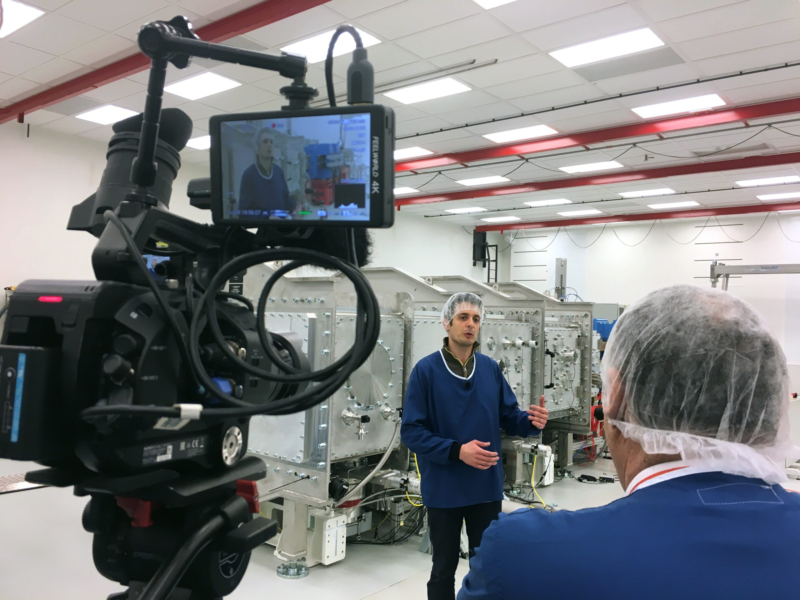 video production company in Italy