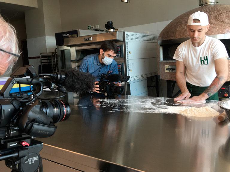 Operatori video e videomaker specializzati in riprese di ricette di cucina a Milano