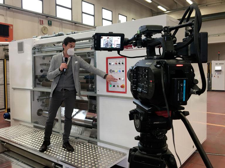 Servizi di produzione video di video tutorial, corsi e webinar streaming professionali