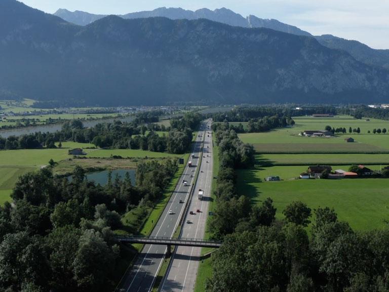 riprese_aeree_drone_autostrade_stradale