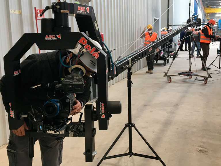Servizi di produzione video aziendali