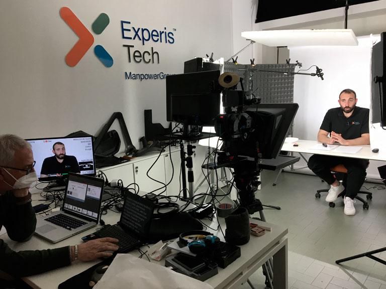 Realizzazione professionale di video didattici e corsi di formazione online