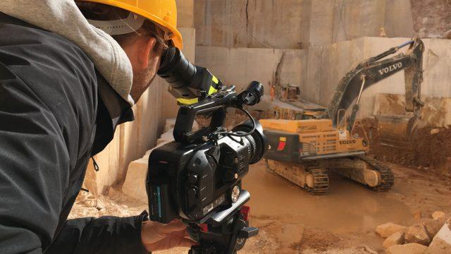 servizi di produzione e riprese video aziendali per l'industria