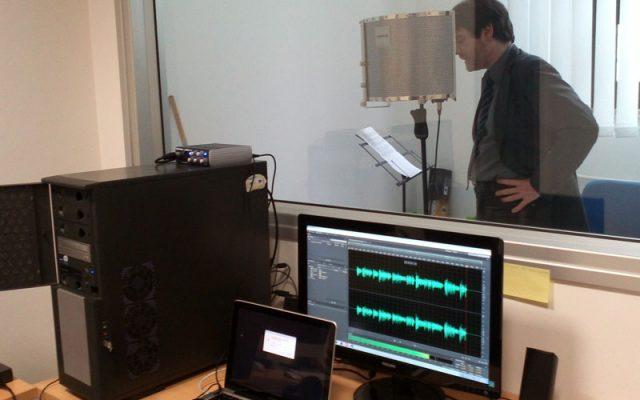 servizi registrazione audio